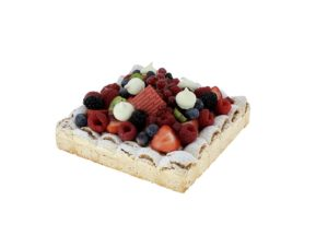 Tarte-dacquoise-fruit-rouge
