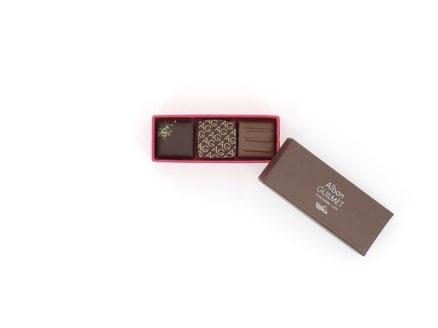 Boite 3 chocolats
