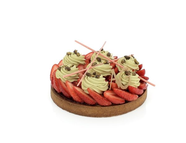 Tarte fraise