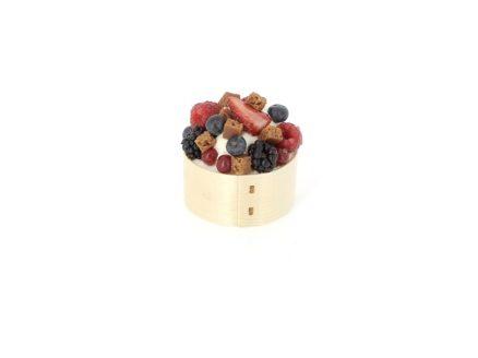 Nuage fruit rouge