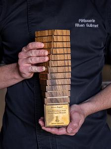 Prix d'Excellence du Jeune Espoir Relais Desserts le 18 septembre 2021 | Alban Guilmet